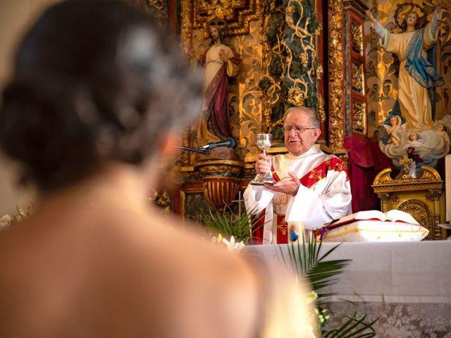 La boda de Jose y Nuria en La Bañeza, León 32