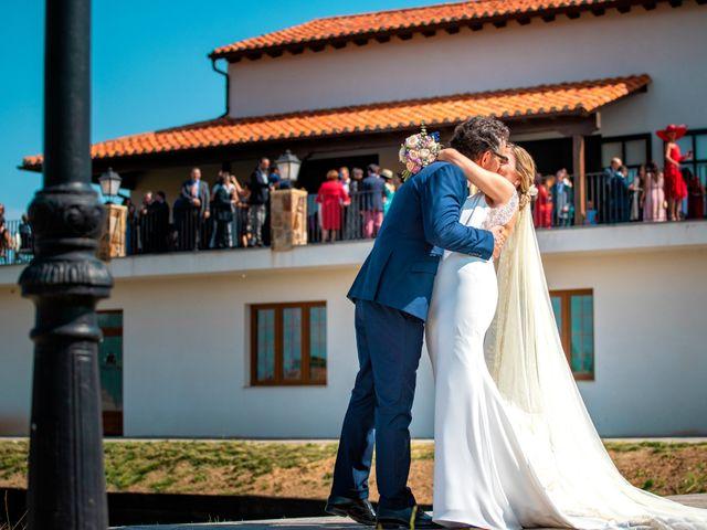 La boda de Jose y Nuria en La Bañeza, León 41
