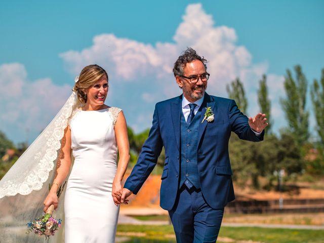 La boda de Jose y Nuria en La Bañeza, León 42