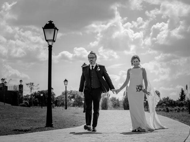 La boda de Jose y Nuria en La Bañeza, León 43