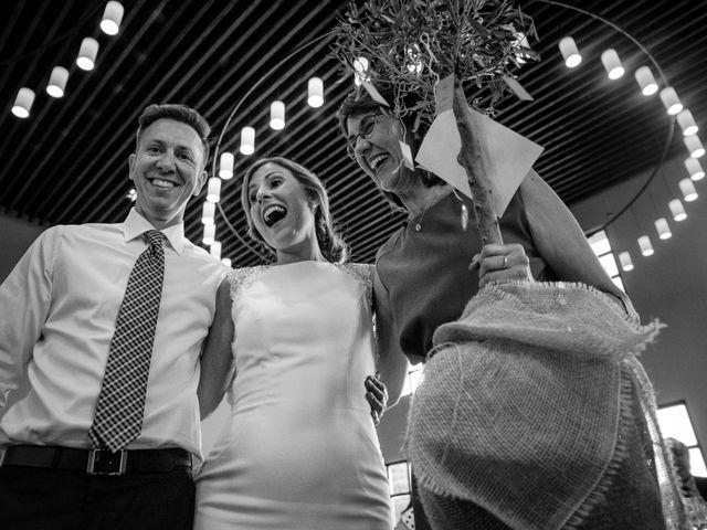La boda de Jose y Nuria en La Bañeza, León 53
