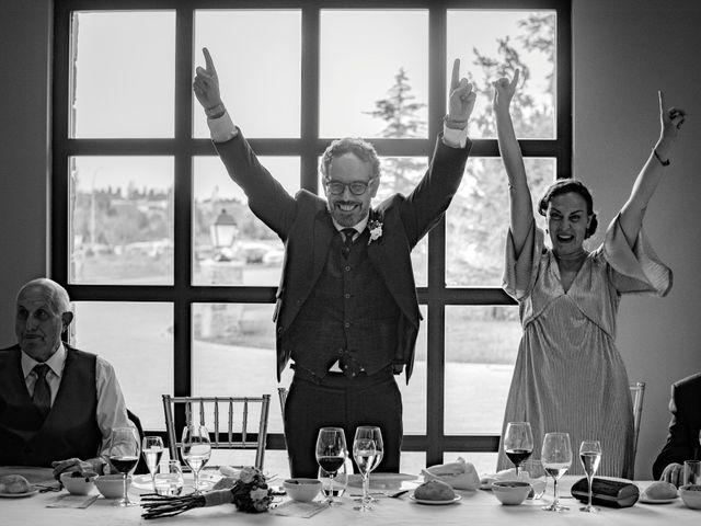 La boda de Jose y Nuria en La Bañeza, León 54
