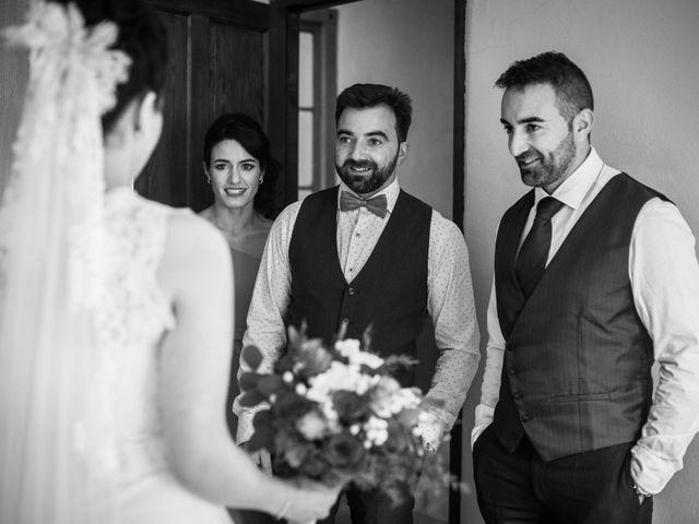 La boda de Alberto y Miriam en Cangas De Narcea, Asturias 1