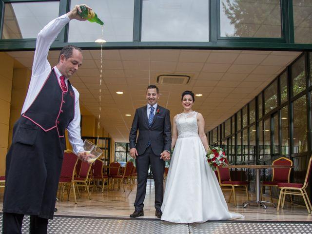 La boda de Alberto y Miriam en Cangas De Narcea, Asturias 15