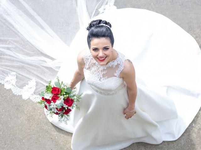 La boda de Alberto y Miriam en Cangas De Narcea, Asturias 18