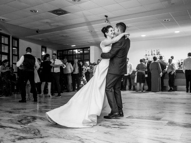 La boda de Alberto y Miriam en Cangas De Narcea, Asturias 14