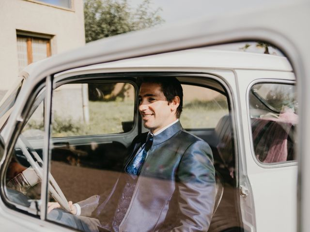 La boda de Gerard y Ari en Viladrau, Girona 8