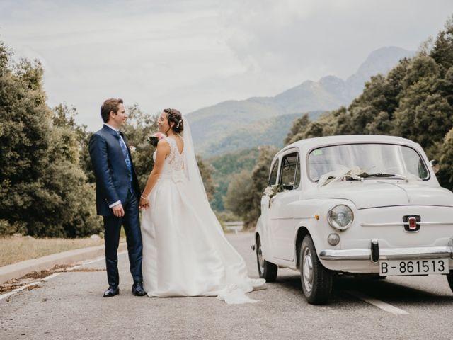 La boda de Gerard y Ari en Viladrau, Girona 1