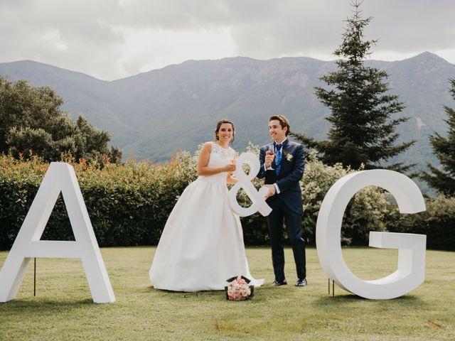 La boda de Gerard y Ari en Viladrau, Girona 34