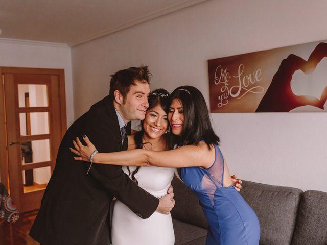 La boda de Koko y Mariela en Logroño, La Rioja 19
