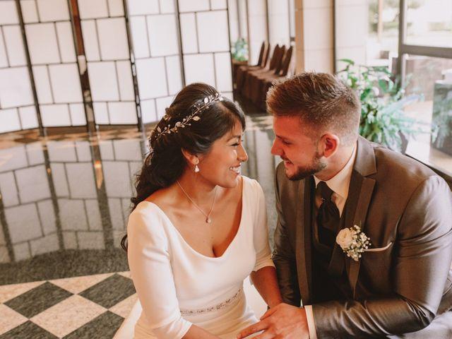 La boda de Koko y Mariela en Logroño, La Rioja 27