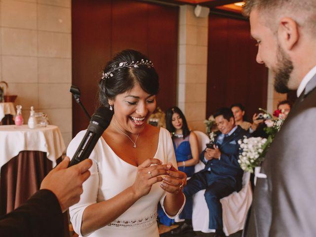 La boda de Koko y Mariela en Logroño, La Rioja 32
