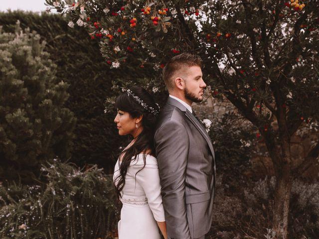 La boda de Mariela y Koko