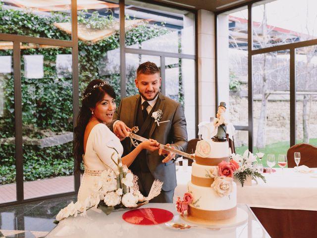 La boda de Koko y Mariela en Logroño, La Rioja 62