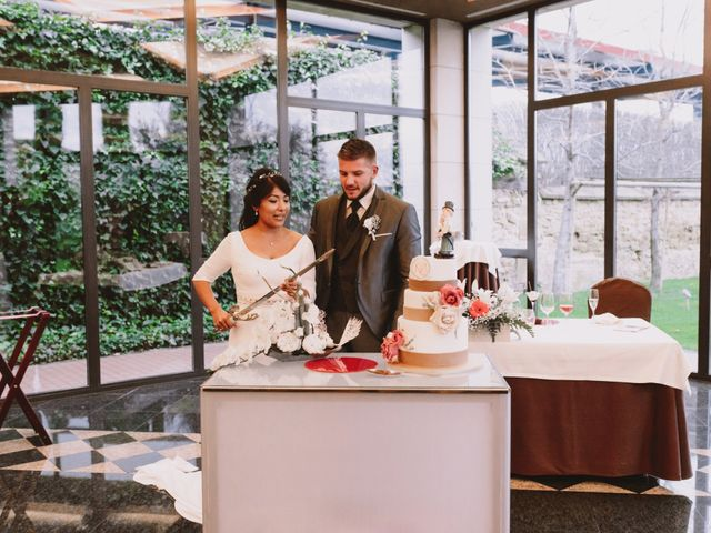 La boda de Koko y Mariela en Logroño, La Rioja 64