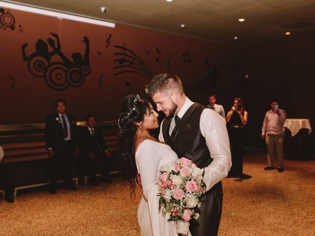 La boda de Koko y Mariela en Logroño, La Rioja 77