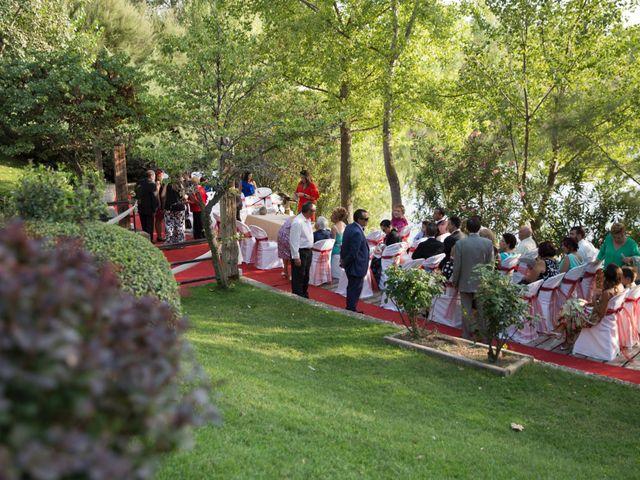 La boda de Jaime y Almudena en Madrid, Madrid 9