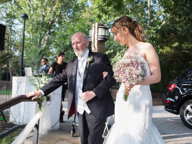La boda de Jaime y Almudena en Madrid, Madrid 13