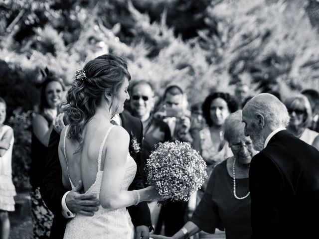 La boda de Jaime y Almudena en Madrid, Madrid 15