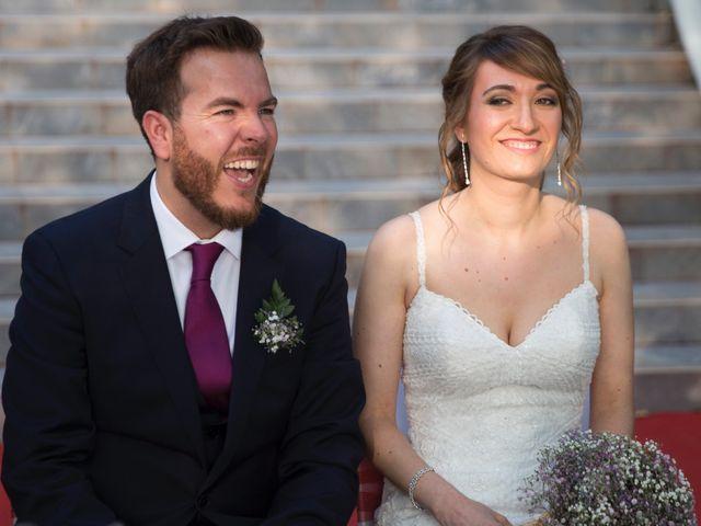 La boda de Jaime y Almudena en Madrid, Madrid 17
