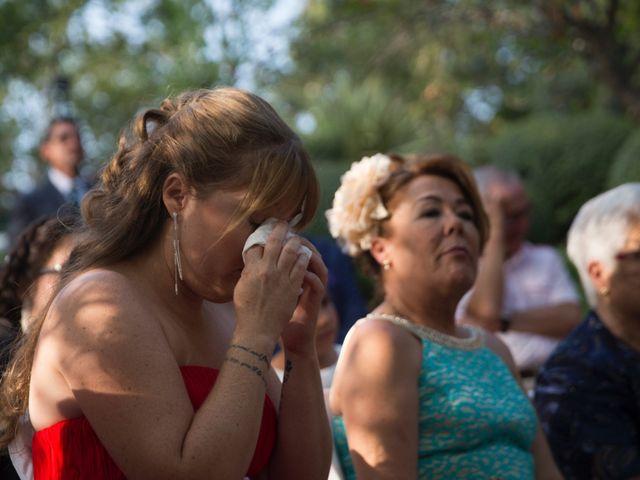 La boda de Jaime y Almudena en Madrid, Madrid 19