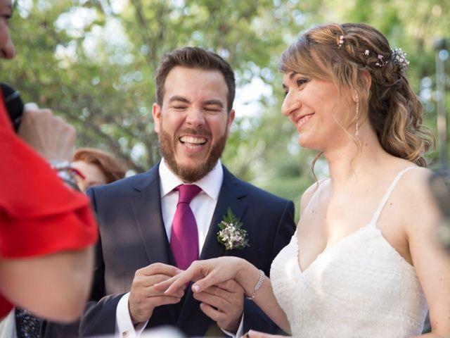 La boda de Jaime y Almudena en Madrid, Madrid 27