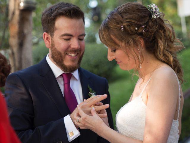 La boda de Jaime y Almudena en Madrid, Madrid 29