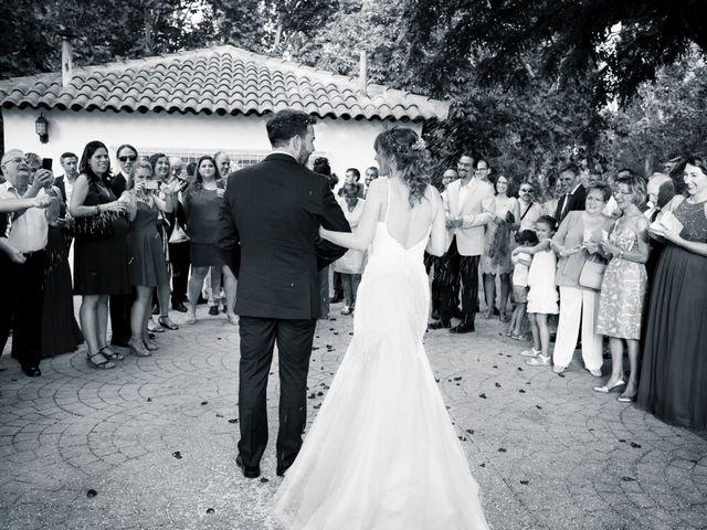 La boda de Jaime y Almudena en Madrid, Madrid 34