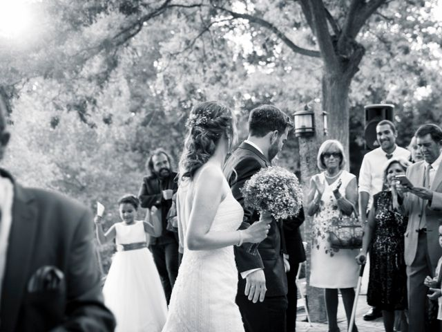 La boda de Jaime y Almudena en Madrid, Madrid 35