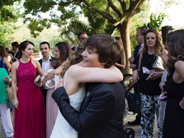 La boda de Jaime y Almudena en Madrid, Madrid 36