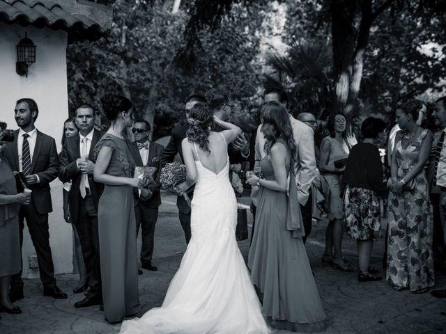 La boda de Jaime y Almudena en Madrid, Madrid 38