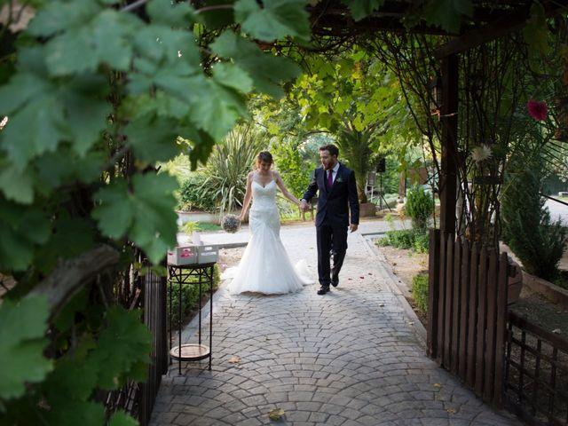 La boda de Jaime y Almudena en Madrid, Madrid 42