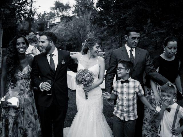 La boda de Jaime y Almudena en Madrid, Madrid 45