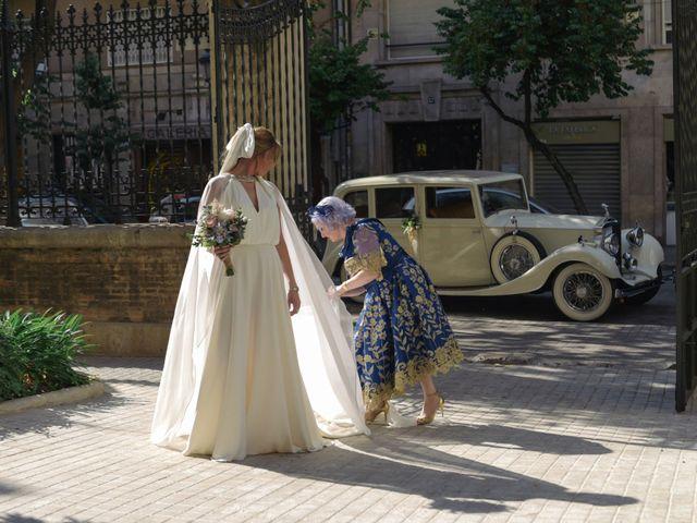 La boda de Andrés Jose y Marta en Valencia, Valencia 55