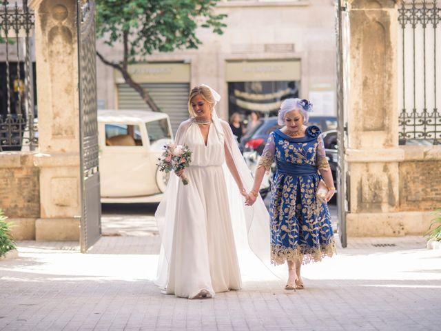 La boda de Andrés Jose y Marta en Valencia, Valencia 56