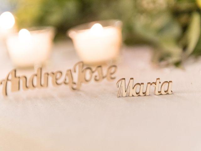 La boda de Andrés Jose y Marta en Valencia, Valencia 97