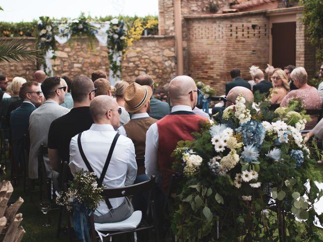 La boda de Dean y Anthony en Vilanova I La Geltru, Barcelona 16