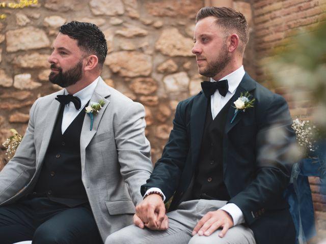 La boda de Dean y Anthony en Vilanova I La Geltru, Barcelona 21