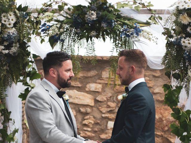 La boda de Dean y Anthony en Vilanova I La Geltru, Barcelona 26
