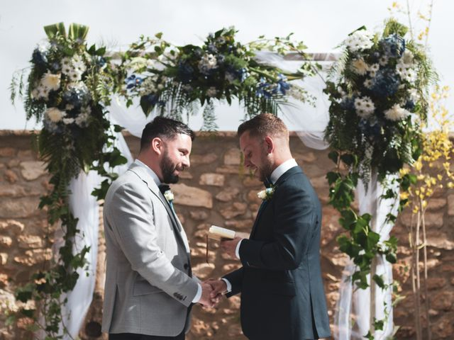 La boda de Dean y Anthony en Vilanova I La Geltru, Barcelona 27