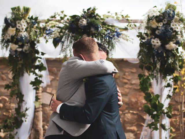 La boda de Dean y Anthony en Vilanova I La Geltru, Barcelona 28