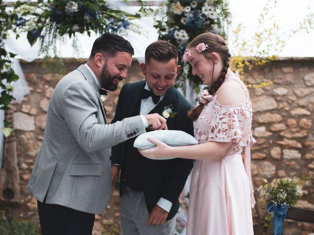 La boda de Dean y Anthony en Vilanova I La Geltru, Barcelona 29