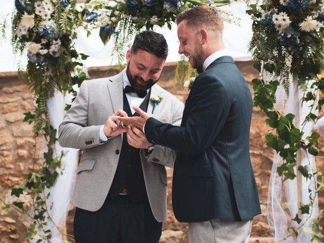La boda de Dean y Anthony en Vilanova I La Geltru, Barcelona 31