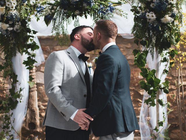 La boda de Dean y Anthony en Vilanova I La Geltru, Barcelona 32