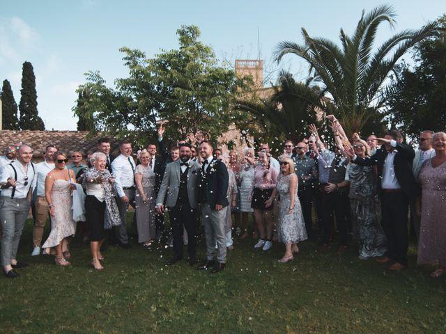 La boda de Dean y Anthony en Vilanova I La Geltru, Barcelona 48