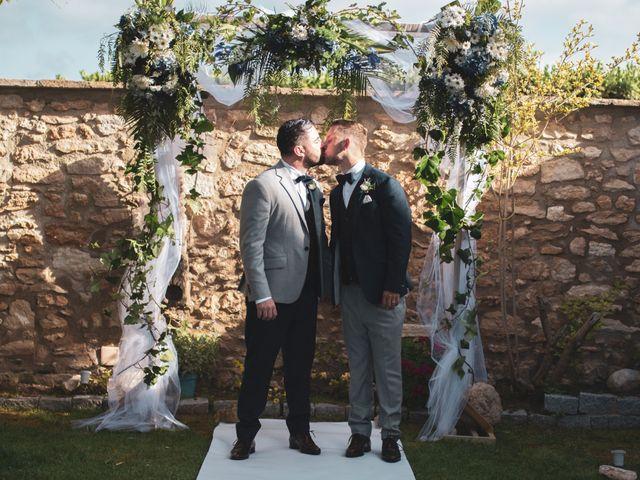 La boda de Dean y Anthony en Vilanova I La Geltru, Barcelona 50
