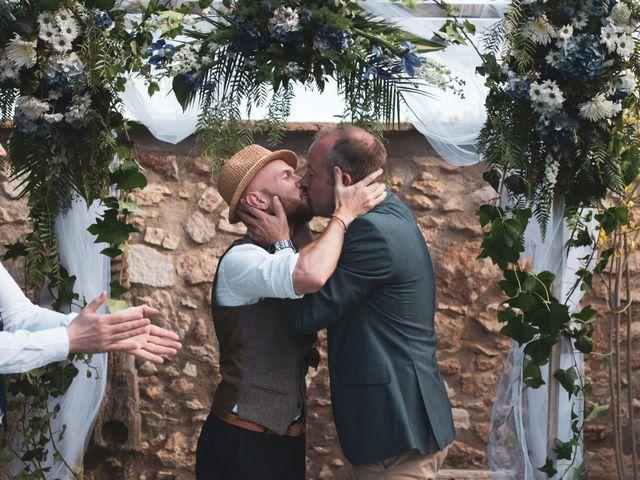La boda de Dean y Anthony en Vilanova I La Geltru, Barcelona 61