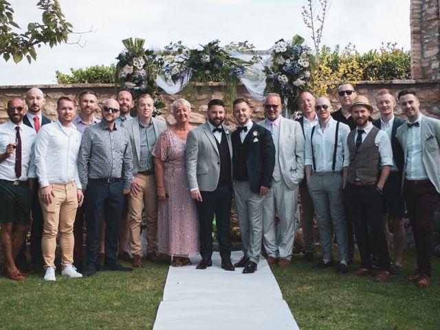 La boda de Dean y Anthony en Vilanova I La Geltru, Barcelona 62