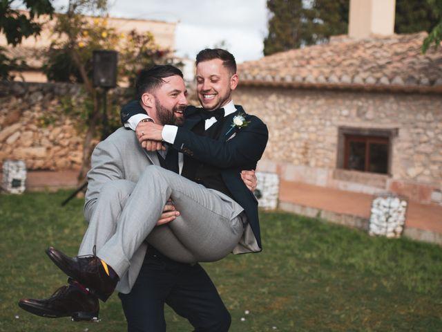 La boda de Dean y Anthony en Vilanova I La Geltru, Barcelona 67