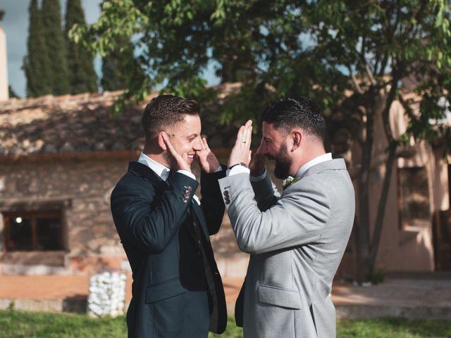 La boda de Dean y Anthony en Vilanova I La Geltru, Barcelona 68